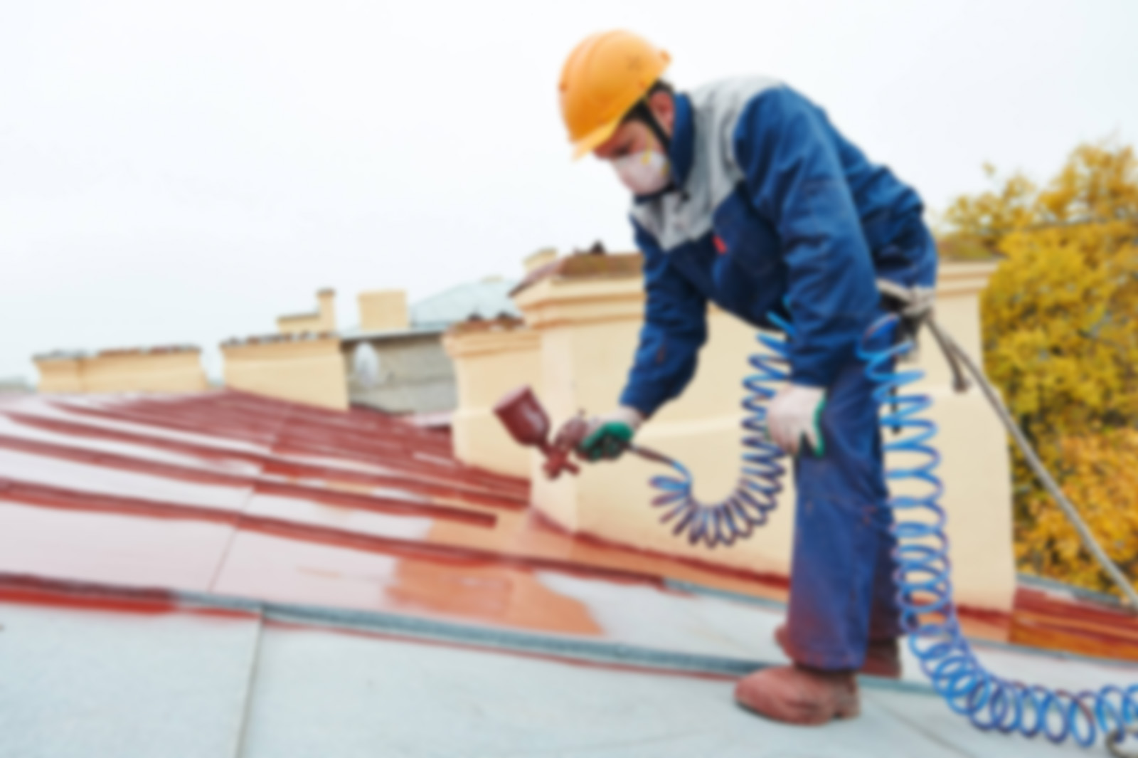 builder roofer painter